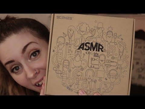 ASMR ✨ SCENES In-Ear Binaural Microphones for iPhone!!!