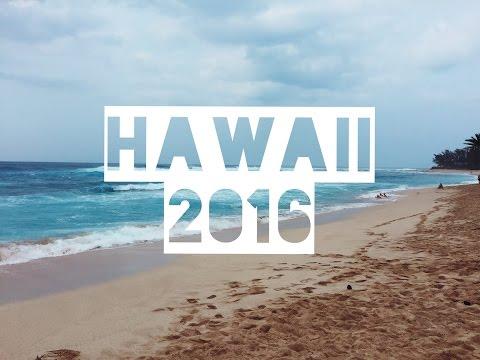 Hawaii 2016 (Belo USA travel)