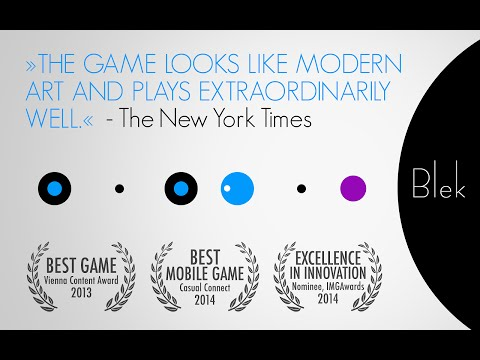 Blek Android/iOS  - HD Gameplay