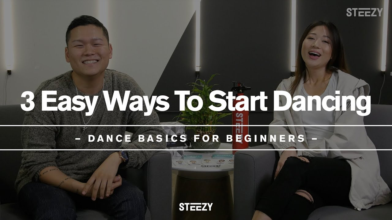 How To Learn Dance At Home - STEEZY