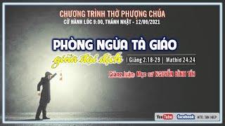 HTTL TÂN HIỆP (Kiên Giang) - Chương Trình Thờ Phượng Chúa - 12/09/2021