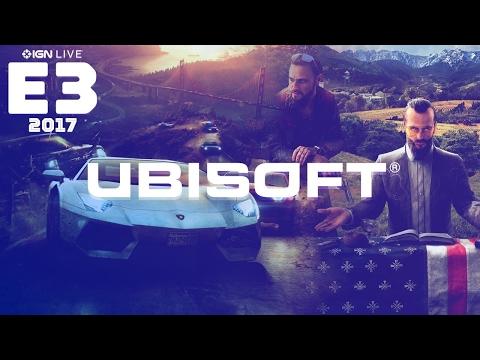 FULL Ubisoft Press Conference - E3 2017