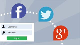 Social login to Splynx portal