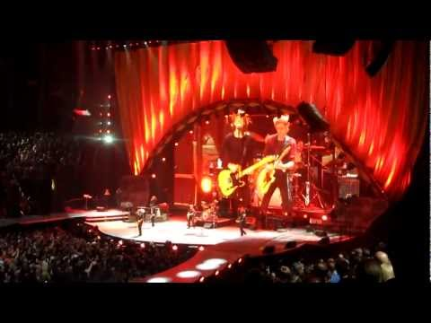 The Rolling Stones - Doom & Gloom - The Rock NJ 12-13-12