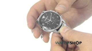 emporio armani men s chronograph watch ar1863