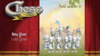 Chess Crusades Wii