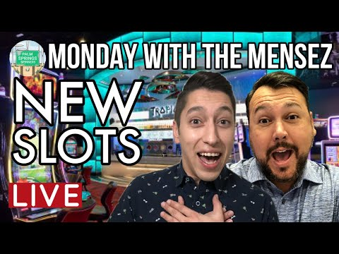 MONDAY with The Mensez 🗓  SLOT PLAY 🎰