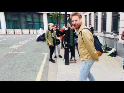 Ricky Wilson In London 08 09 2018