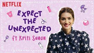 Kriti Sanon Answers Questions About Pregnancy  Mimi  Netflix India