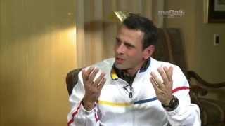 Jaime Bayly - Henrique Capriles 'La Entrevista' 1/4