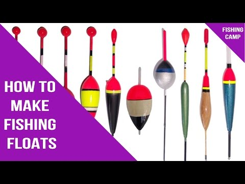Make Fishing Floats How To