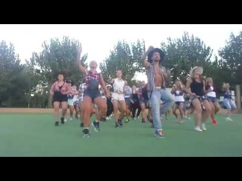 Oh Zuzanna country Zumba by Petros and Lucka
