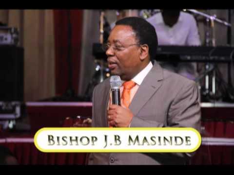 5 AREAS OF FRUITFULNESS PART ONE-Bishop J.B Masinde