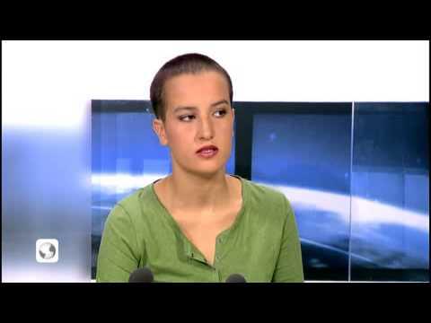 """Amina Sboui : """"La Tunisie d'aujourd'hui est pire qu'au temps de Ben Ali"""""""