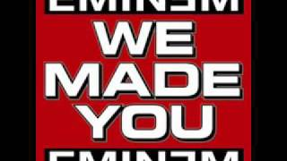 Eminem feat. Jessica Simpson - We Made You (Sylver.S Remix)