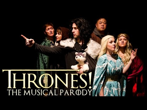 Stabbin' from Thrones! The Musical Parody