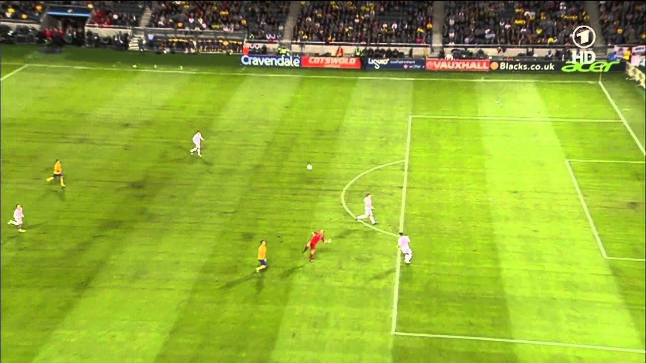 England Gegen Schweden
