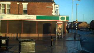 Get Carter film locations : Pelaw post office