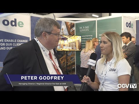 Offshore Europe 2019 - Interview with ODE - Offshore Design Engineering
