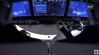Live: NASA Astronauts Return To Earth On SpaceX's Crew Dragon | NBC News