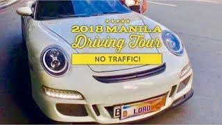 Gambar cover 2018 Modern Metro Manila Driving Tour Joyride 60 FPS by HourPhilippines.com