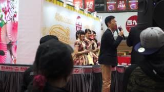 香港で開催されてる握手会の中でのトークでございます。