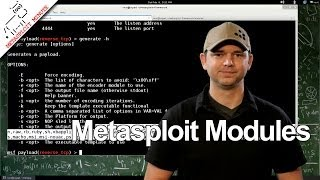 Metasploit Modules - Metasploit Minute