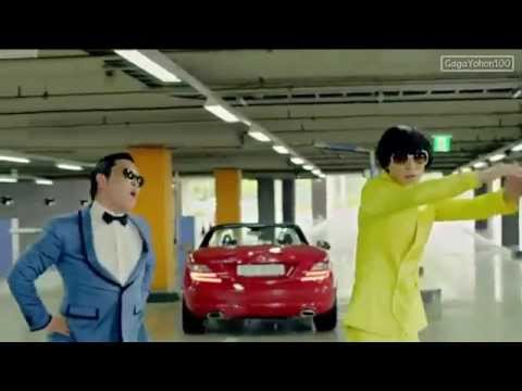 OPPA GANGNAM STYLE VIDEO OFICIAL