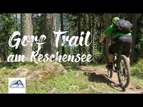 Gorf Trail (Nr. 96) - 3 Länder Enduro Trails am Reschenpass