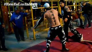 Sinn Bodhi & Funny Bone VS Nicho El Millonario & Sledge