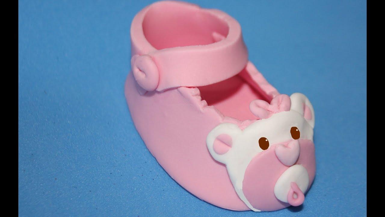 Fondant Shoe Cake Images