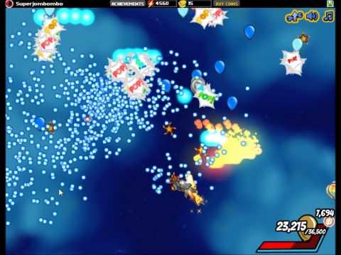 Bloons Super Monkey 2 E3 Deep Bloon Sea