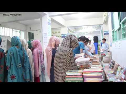 The first time Book Fair in Hazara Town Quetta Pakistan