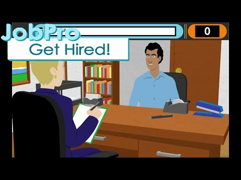 Nail That Interview! - Job Pro: Get Hired!