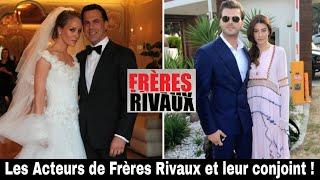 Les Acteurs de Frères Rivaux et leur partenaire !!