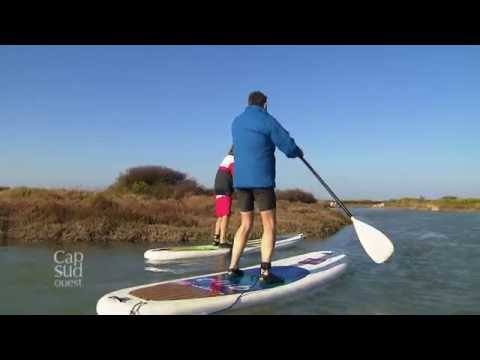 Cap Sud-Ouest - Stand up paddle