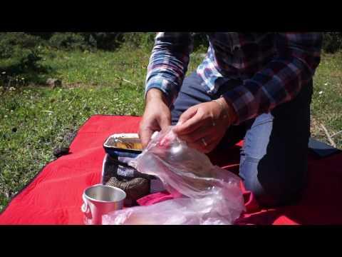 Contenitori per trasportare cibo, spezie e condimenti in escursione