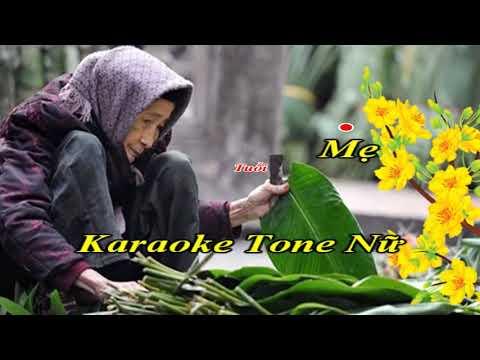 Mừng Tuổi Mẹ Karaoke HTK