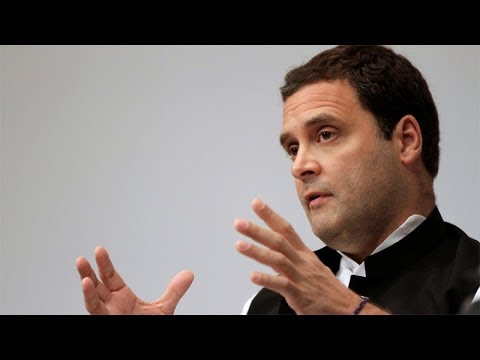 Major embarrassment for Rahul Gandhi in Singapore