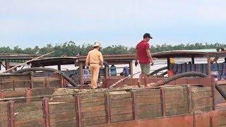 Quảng Nam cần xử lý kiên quyết nạn khai thác cát trái phép trên sông