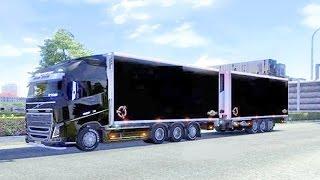 Volvo FH Tandem Trailer ETS2 (Euro Truck Simulator 2)