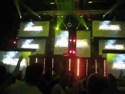 11. 10. 2014 - Trancefusion: The Legends - Prague - DJ QUICKSILVER