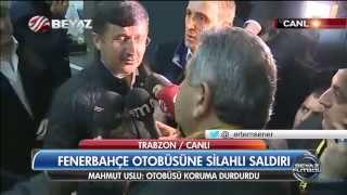 Mahmut Uslu ve Trabzon Valisi Celil Öz arasında saldırı diyalogu