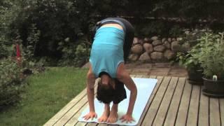 Yoga för alla - Teknik - Solhälsning B - Medel