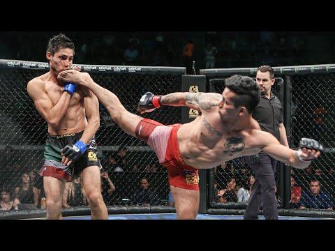 MMA   La Batalla De Guadalajara 2018   José Martínez vs Luis Cerón