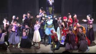 舞台『ラストスマイル』オープニングダンス マドモアゼル朱鷺 検索動画 6