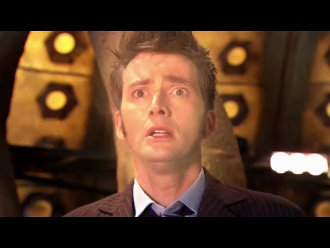 Doctor Who Regeneration Tribute