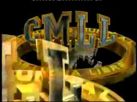 Intro for CMLL on Fox Sports (Mexico): 2014-01-25