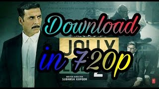 How to Download Jolly LLB 2 720P Blu-ray 720p torrent on android 2017