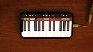 Eminem - Stan ft. Dido on iPhone (GarageBand)